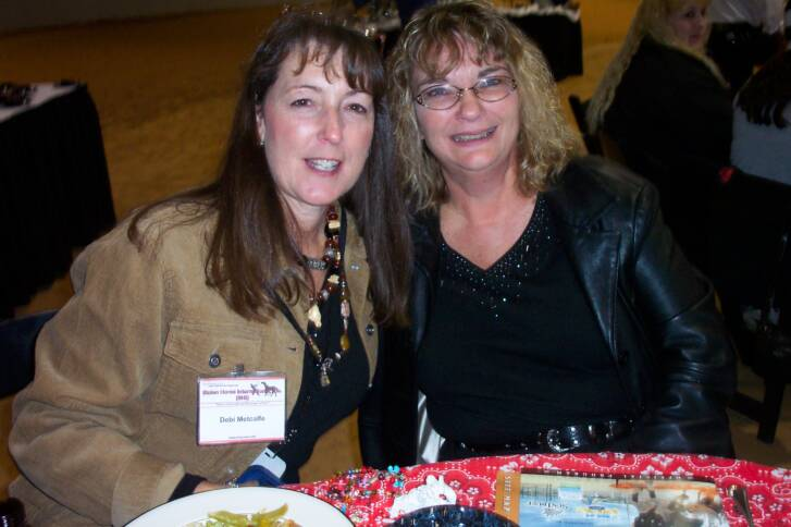 Debi and Clinician Brenda Imus
